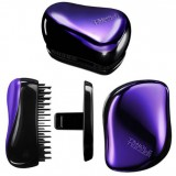 Расческа Tangle Teezer Compact Styler Purple Dazzle - LEROSE.RU. Фото N4