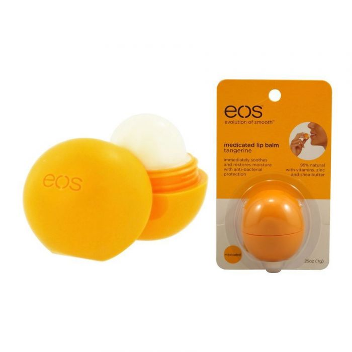 Бальзам для губ EOS Medicated Tangerine - LEROSE.RU