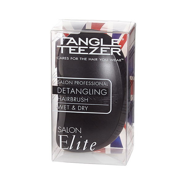 Расческа Tangle Teezer Salon Elite Highlighter Orange - LEROSE.RU