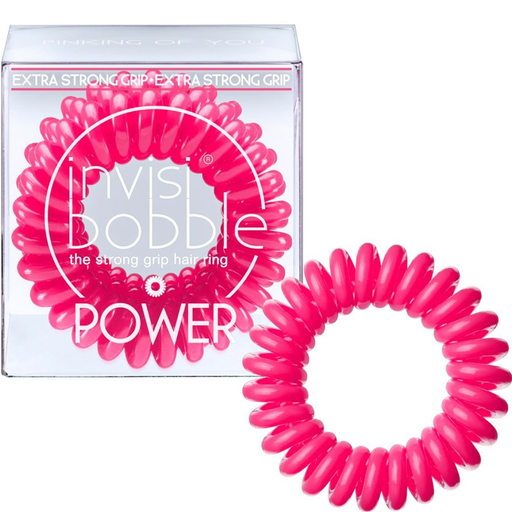 Резинка для волос Invisibobble Power Pinking of you