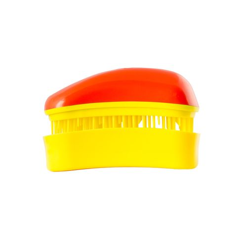 Dessata Hair Brush Mini Orange-Yellow