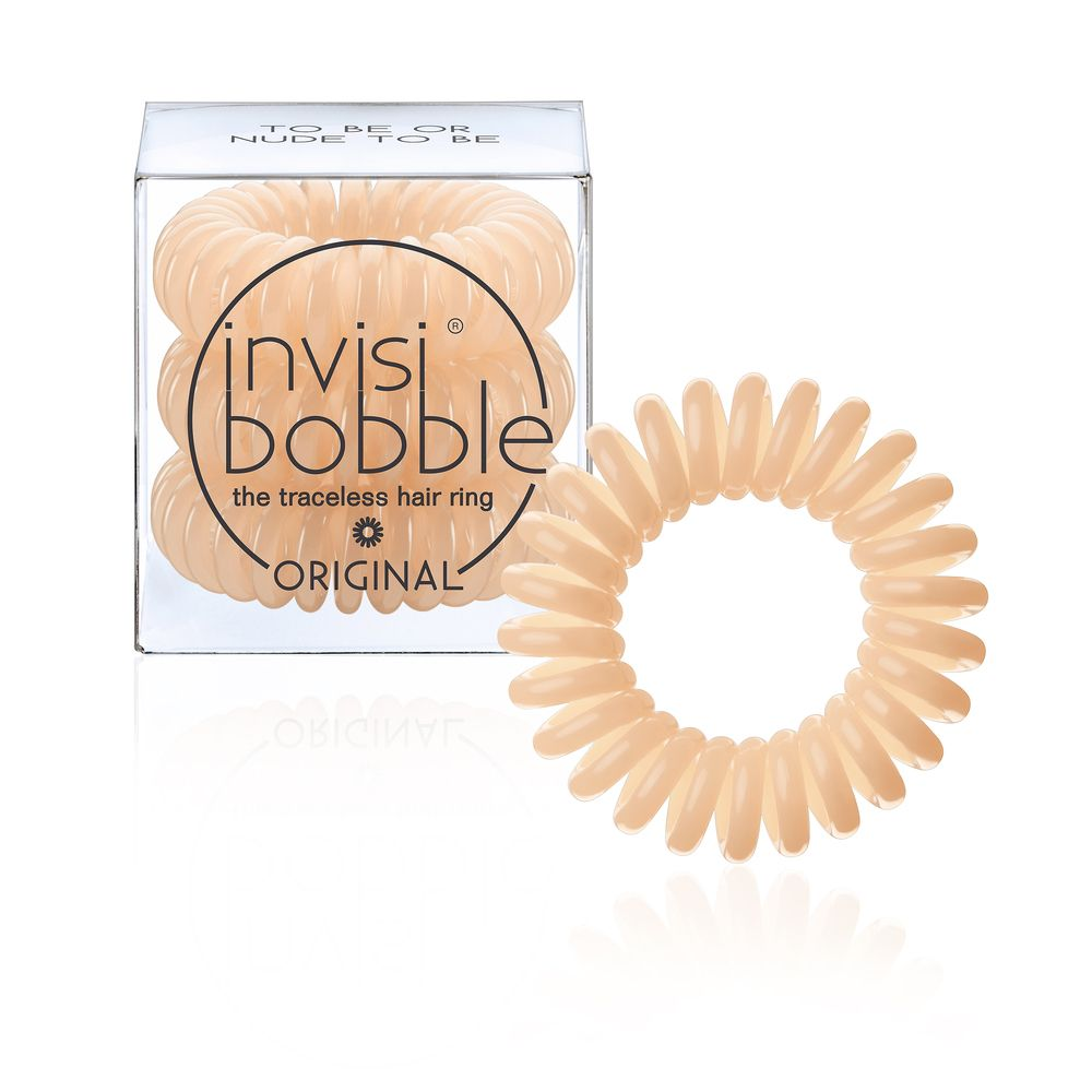 Резинка для волос Invisibobble Original To Be or Nude to Be
