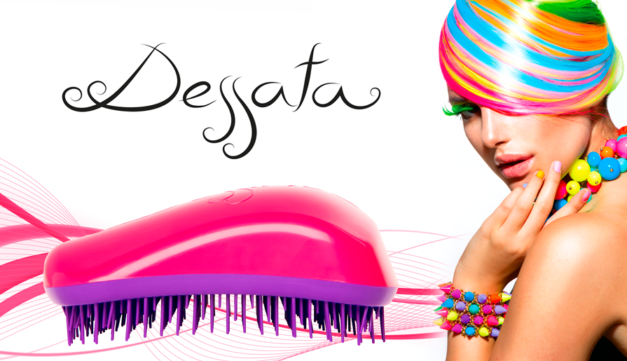 Расческа Dessata Hair Brush Original - LEROSE.RU