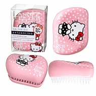 Расческа Tangle Teezer Compact Styler Hello Kitty Pink - LEROSE.RU. Фото N3