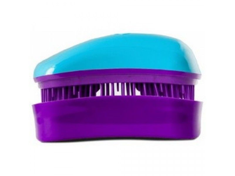 Dessata Hair Brush Mini Turquoise-Purple