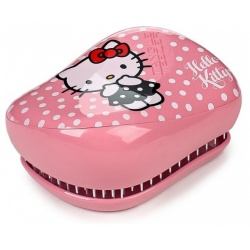 Расческа Tangle Teezer Compact Styler Hello Kitty Pink - LEROSE.RU. Фото N2