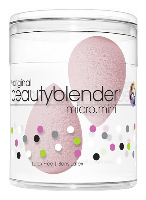 Спонж Beautyblender Micro.Mini Bubble