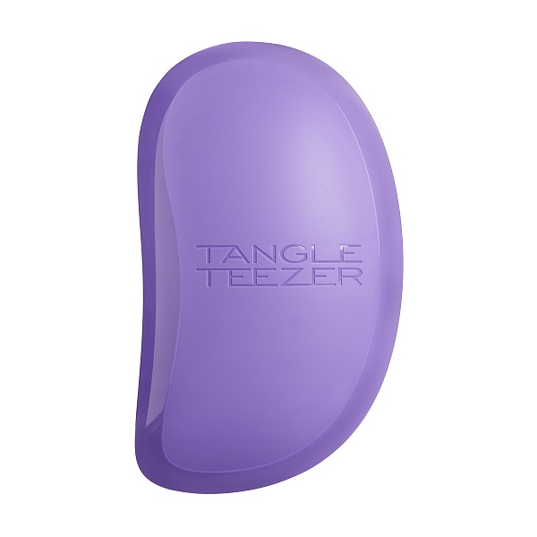Расческа Tangle Teezer Salon Elite Purple&Yellow - LEROSE.RU. Фото N4