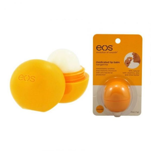 Бальзам для губ EOS Medicated Tangerine