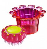 Расческа Tangle Teezer Magic Flowerpot Princess Pink - LEROSE.RU
